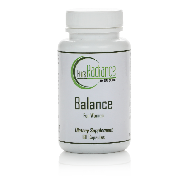 Balance for Women, All Natural Hormone Supplement