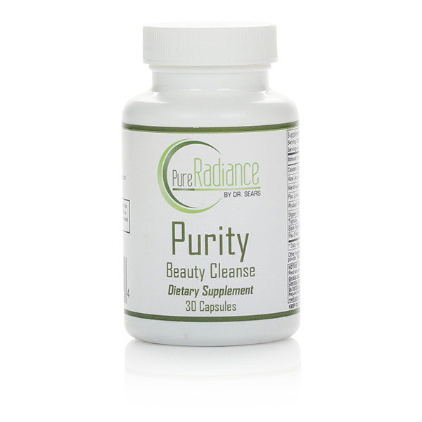 Purity Beauty Cleanse and Detox Supplement