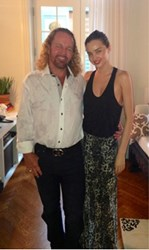Dr. Sears and Miranda Kerr, Natural Supplements, Dr. Sears, My Pure Radiance, All Natural Beauty