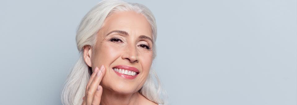 Oxygen reverses skin age 25 years